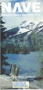 The Nave Programme Feb-Mar-Apr 1996